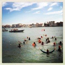 Venezia No grandi navi Iniziativa Marco Polo