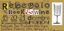 Venezia - REBEGOLO Book&Wine