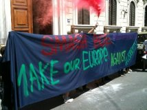 Roma 11.05.12 - Smash Bce: make our Europe against austerity