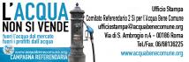 Logo acqua referendum