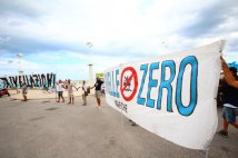 Ancona, 28 novembre – Trivelle Zero contro lo Sblocca Italia