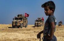Rojava ancora sotto a attacco