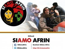 SiAmo Afrin (We Are Afrin) Global Fundraiser Campaign