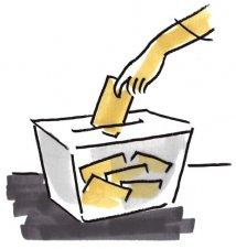 Acqua referendum urne