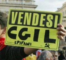 Logo 'vendesi Cgil'